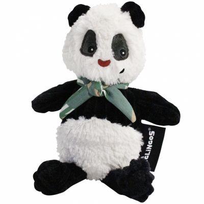 Peluche Simply Rototos le panda (22 cm)  par Les Déglingos