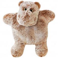 Peluche marionnette Hippo Sweety Mousse (25 cm)