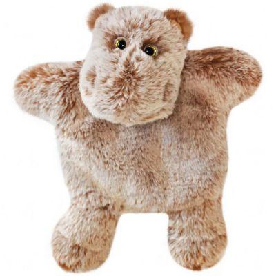 Peluche marionnette Hippo Sweety Mousse (25 cm)  par Histoire d'Ours