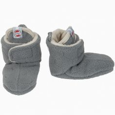 Chaussons gris Botanimal (12-18 mois)