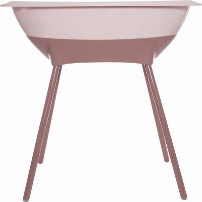Support de baignoire vieux rose  par Luma Babycare