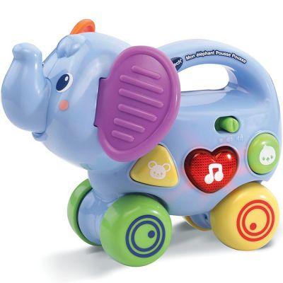 Jouet à roulettes Mon éléphant Pousse Pousse  par VTech