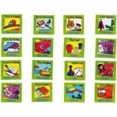 Etiquettes adhésives de rangement jouet (lot de 16) - Easy Daysies