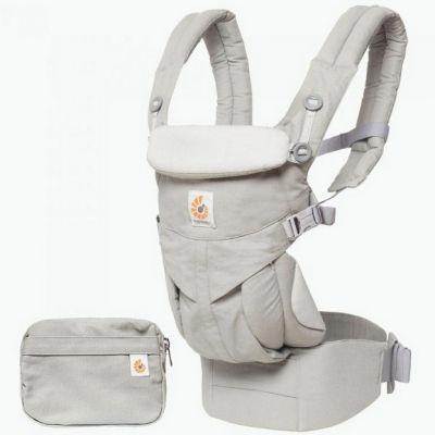 Porte bébé Omni 360 gris Ergobaby