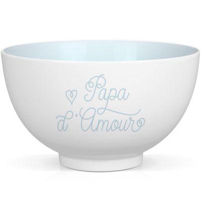 Bol en porcelaine Papa d'Amour