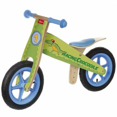 Draisienne enfant Racing Crocodile