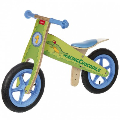 Draisienne enfant Racing Crocodile Sigikid