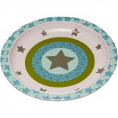 Assiette plate Starlight olive - Lässig