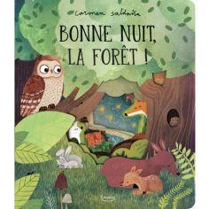 Livre Bonne nuit, la forêt !