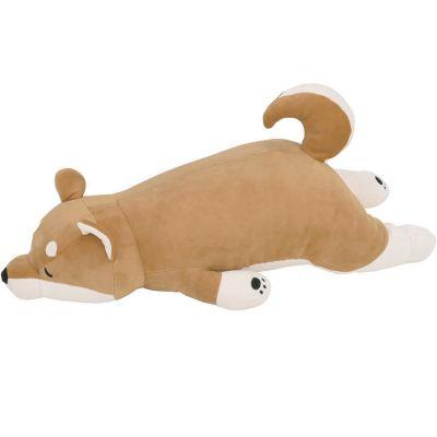Peluche chien Kotarou le shiba-inu (52 cm)  par Trousselier