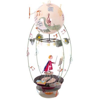 Mobile décoratif Schlumpeter La virtuose  par L'oiseau bateau