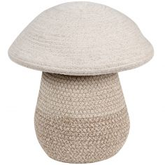 Panier de rangement champignon Baby Mushroom (23 x 27 cm)
