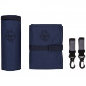 Accessoires pour sac Glam Signature bleu marine  - Lässig