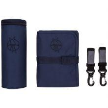 Accessoires pour sac Glam Signature bleu marine   par Lässig