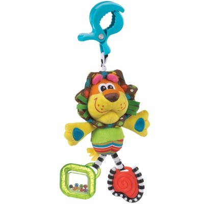 Jouet nomade Roary le lion Playgro