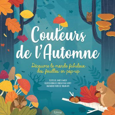 Livre pop-up Couleurs de l'automne  par Editions Kimane