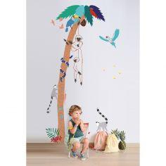Sticker géant palmier Into the jungle