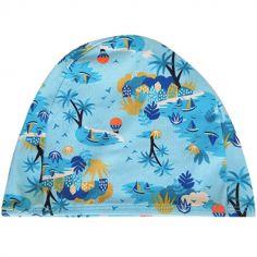 Bonnet de bain anti-UV Îles imaginaires (3-12 mois)