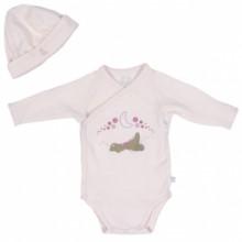 Set de maternité Victoria et Lucie en coton Supima  par Noukie's