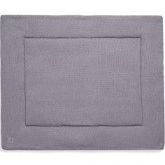 Tapis de jeu Bliss knit storm grey gris (80 x 100 cm)