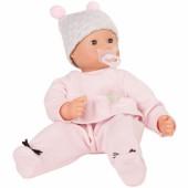 Poupon Maxy muffin pyjama rose et bonnet (42 cm) - Götz