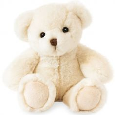 Peluche ours Titours champagne (27 cm)