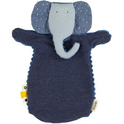 Marionnette à main Mrs. Elephant  par Trixie