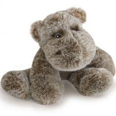Coffret peluche hippopotame Sweety Mousse (25 cm)