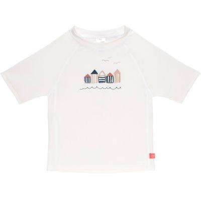Tee-shirt anti-UV manches courtes Cabine de plage (18 mois)  par Lässig
