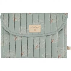 Pochette de change Bagatelle White Gatsby Antique Green
