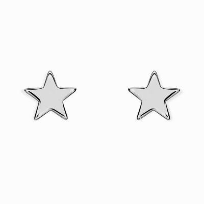Boucles d'oreilles Mini Coquine étoile (argent 925°)  par Coquine