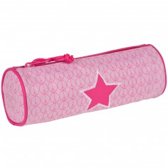 Trousse scolaire ronde Starlight girl