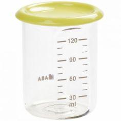 Pot de conservation Baby portion néon (120 ml)