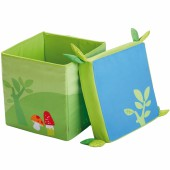 Cube siège Forêt enchantée - Haba