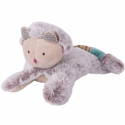 Peluche Petit chat miaou Les Pachats (19 cm) Moulin Roty