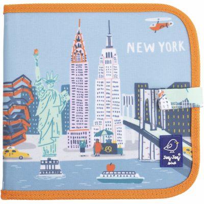 Livre à dessiner New York City Cities of Wonder  par Jaq Jaq Bird