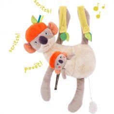 Peluche musicale à suspendre Koco le koala Dans la Jungle