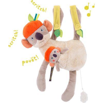 Peluche musicale à suspendre Koco le koala Dans la Jungle  par Moulin Roty