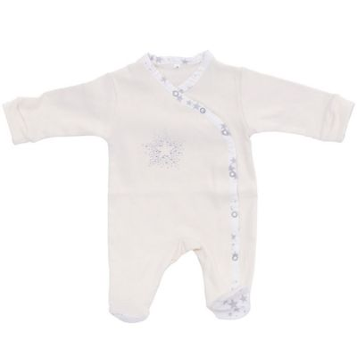 Pyjama léger étoiles Constellation (Prématuré)  par Nougatine