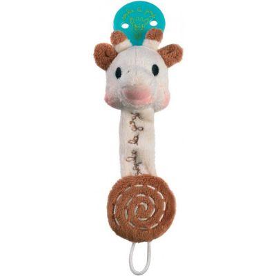 Attache sucette Sophie la girafe  par Sophie la girafe