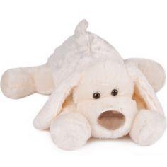Peluche chien Cookie crème (50 cm)