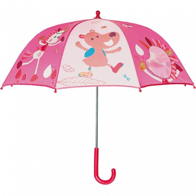 parapluie louise la licorne par lilliputiens. Black Bedroom Furniture Sets. Home Design Ideas