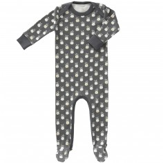 Pyjama léger Ananas (6-12 mois : 67 à 74 cm)