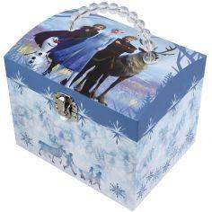 Grande boîte à bijoux musicale Elsa La Reine des Neiges