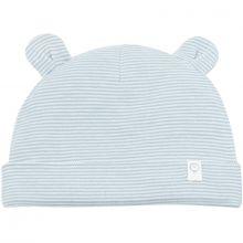 Bonnet oreilles d'ours bleu clair (3-6 mois)  par MORI