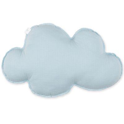 Coussin nuage bleu gris breeze (30 cm)  par Bemini