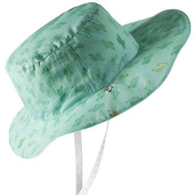 Chapeau Kapel anti-UV Desert Kactus (12-18 mois)