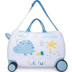 Valise trolley Hello dino
