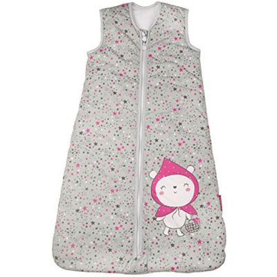 Gigoteuse chaude rose Stories Tog 2,3 (88 cm) Tuc Tuc