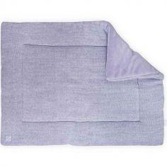 Tapis de jeu Melange knit lilas (80 x 100 cm)
